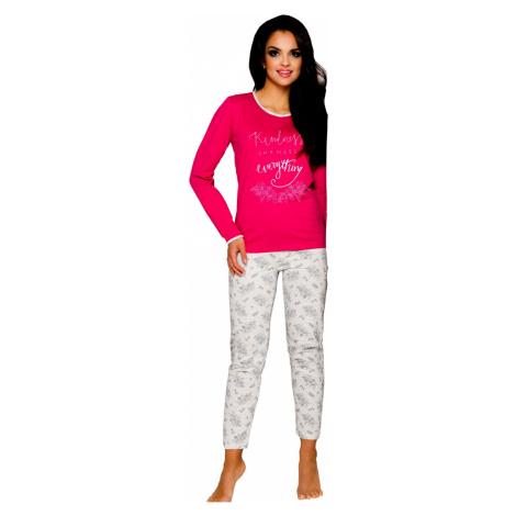 Damen Pyjamas Gabi 211 rapberry Taro