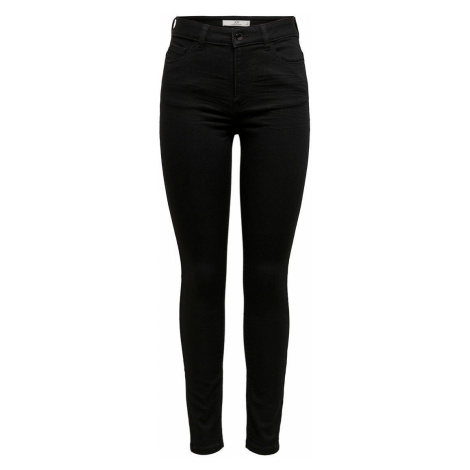 ONLY Jdynew Nikki Life High Skinny Fit Jeans Damen Schwarz