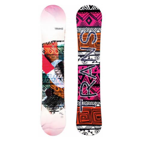 TRANS CU VARIOROCKER - Damen Snowboard