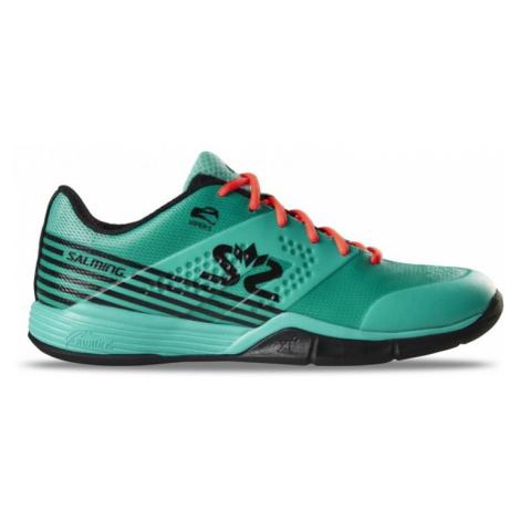 Schuhe Salming Viper 5 Shoe Men Turquoise / Schwarz
