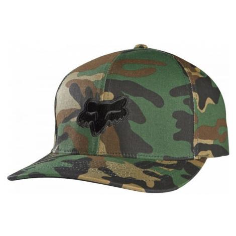 Fox LEGACY FLEXFIT HAT braun - Schirmmütze für Herren