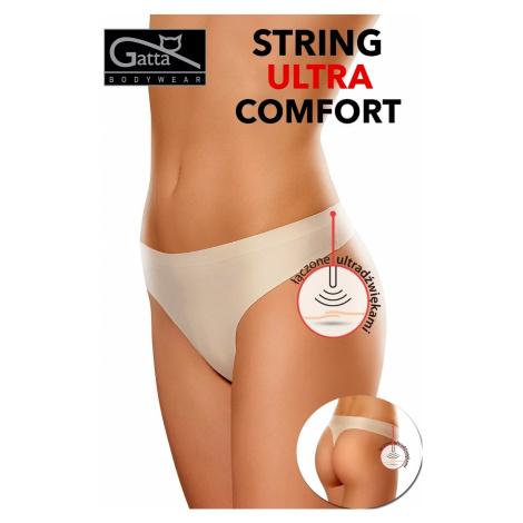 Damen Strings 1589s ultra comfort beige Gatta