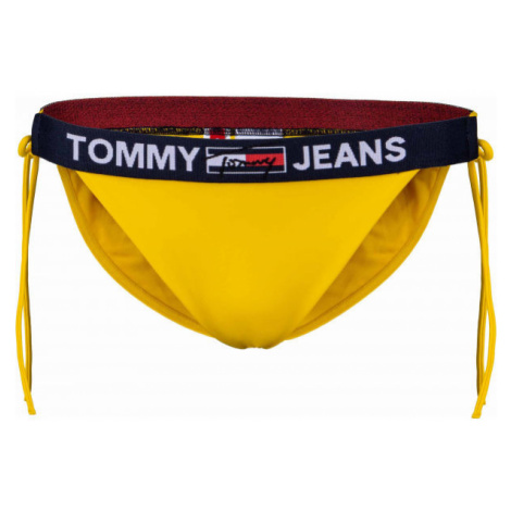 Tommy Hilfiger CHEEKY STRING SIDE TIE BIKINI - Bikinihöschen