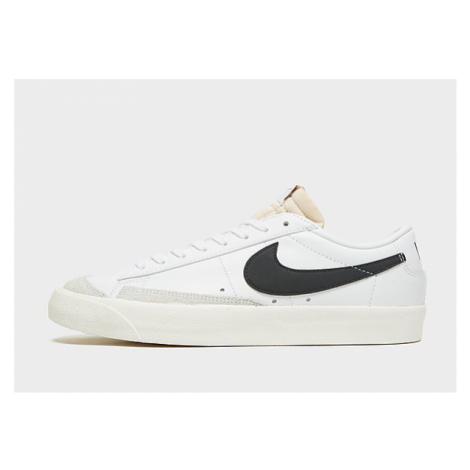 Nike Blazer Low 77 - Herren, White/Sail/Black