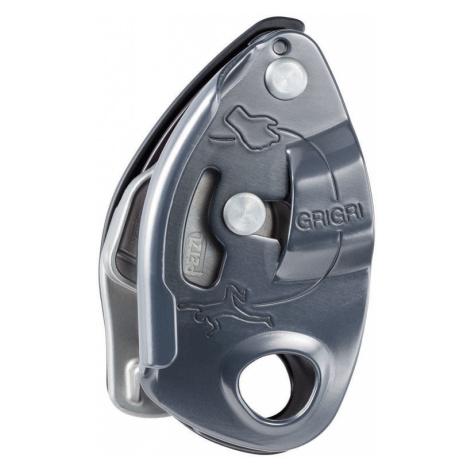 Sichern Bremse PETZL Grigri grey D014BA00