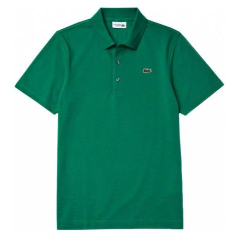Lacoste MEN S/S POLO dunkelgrün - Herren Poloshirt