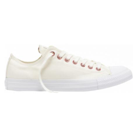 Converse CHUCK TAYLOR ALL STAR weiß - Flache Damen Sneaker