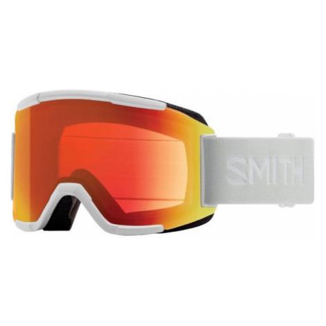Smith SQUAD weiß - Skibrille