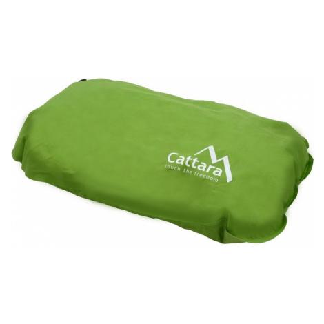 Kissen selbstaufblasend Cattara Green 13cm