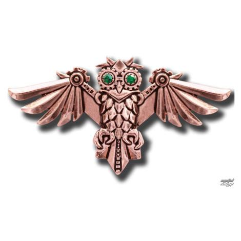 Brosche EASTGATE RESOURCE - Aviamore Owl - EN12
