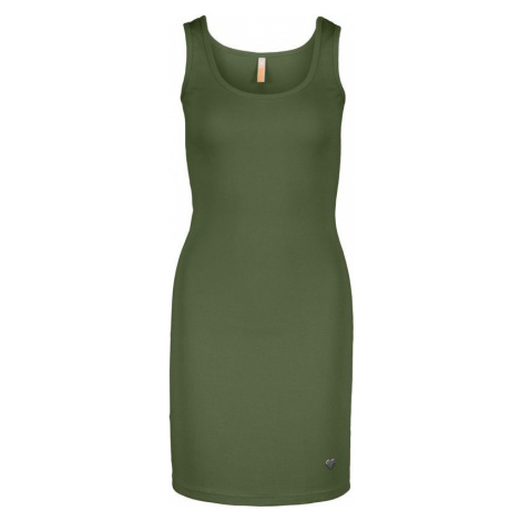 Damen elastische Strand Kleid NORDBLANC Drab NBSLD6769_ZSA