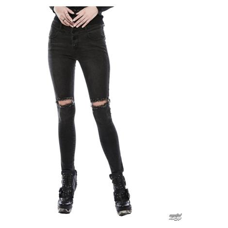 Damen Jeans PUNK RAVE - washed out - OPK-132NCFBK
