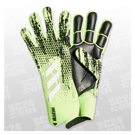 Adidas Predator 20 Pro grün/schwarz Größe 12