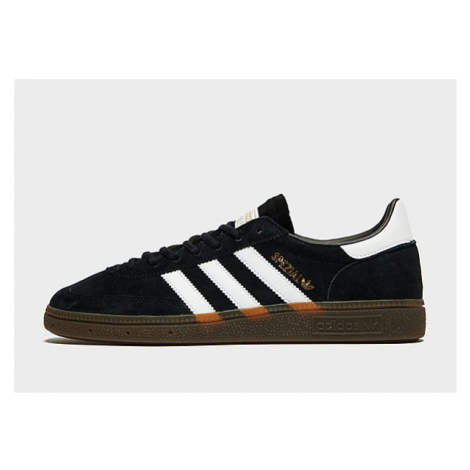 Adidas Originals Handball Spezial Schuh - Black/White - Damen, Black/White