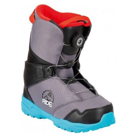 FTWO TEAM KIDS ATOP - Kinder Snowboard Schuhe