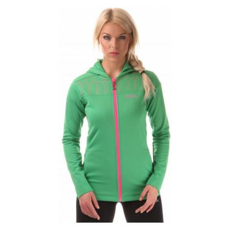 Damen Sport- Sweatshirt Nordblanc mit Kapuze NBSFL6153_AMZ