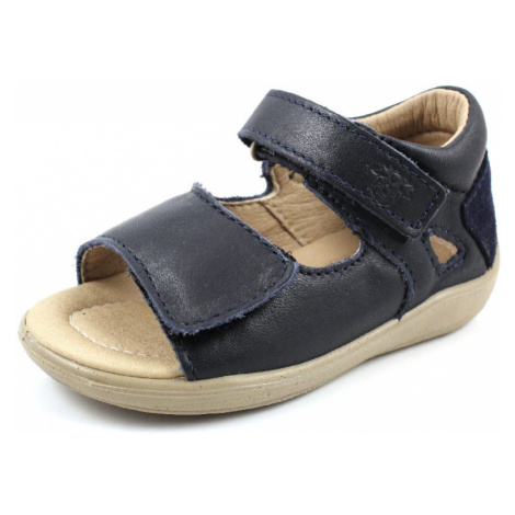 Unisex Ricosta Jungen Sandalen blau