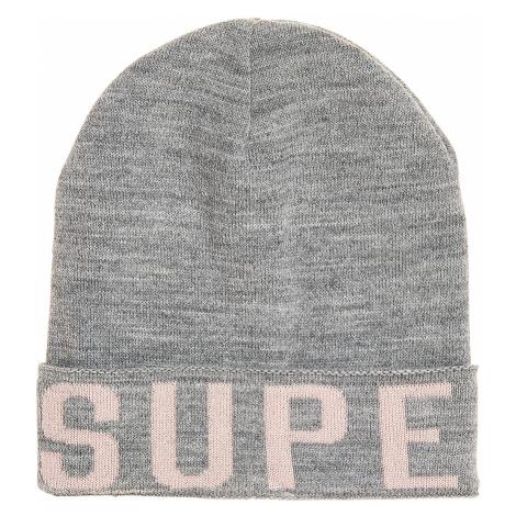 Superdry Beanie SUPERDRY URBAN LOGO BEANIE Grey Marl