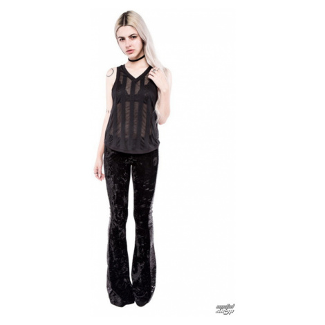 TOP Frauen - Patti V Neck Slouchy Vest - IRON FIST - LIC004043