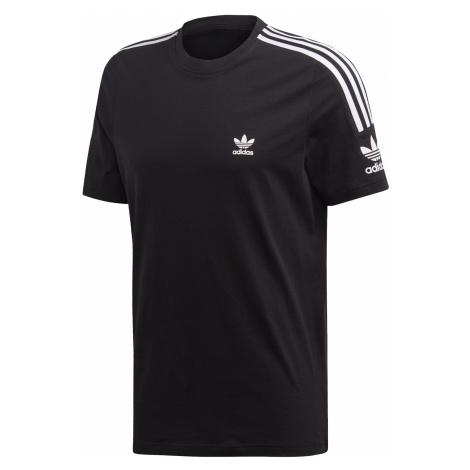 Adidas Originals Herren T-Shirt TECH TEE ED6116 Schwarz