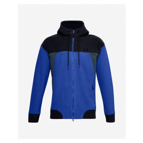 Under Armour Recover Fleece Sweatshirt Blau