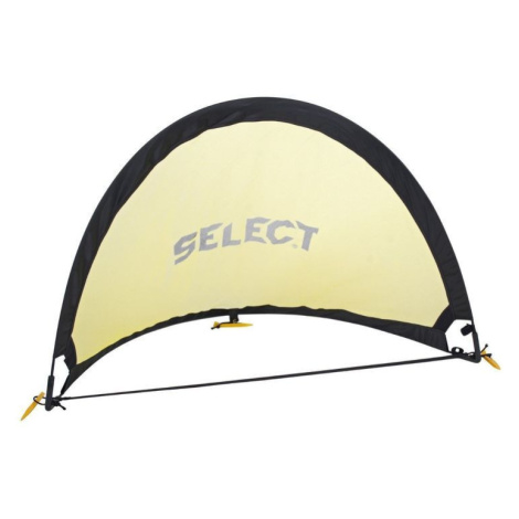Training wickets Select Pop Up Tore 2 pcs Gelb black