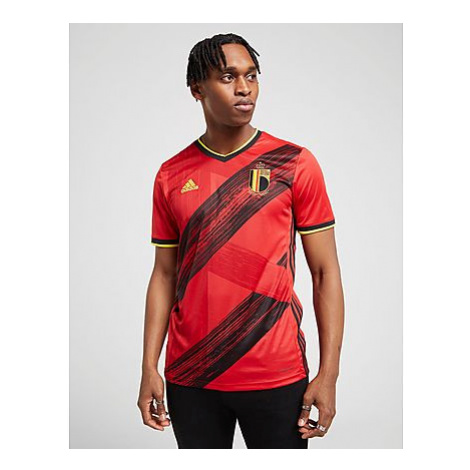 Adidas Belgium 2020 Home Trikot Herren - Red - Herren, Red
