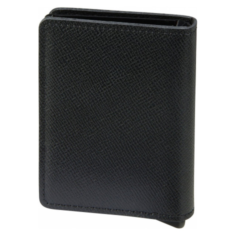Secrid Kartenetui Slimwallet Crisple Black (0.1 Liter)
