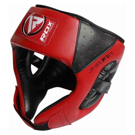 RDX F1 Kids Offenes Gesicht Kopfschutz für Kinder Rot