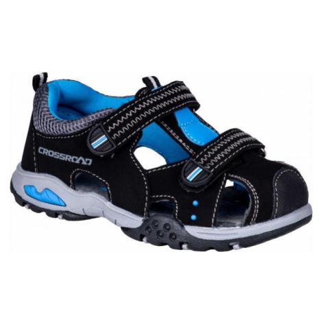 Crossroad MIRABEL schwarz - Kinder Sandalen