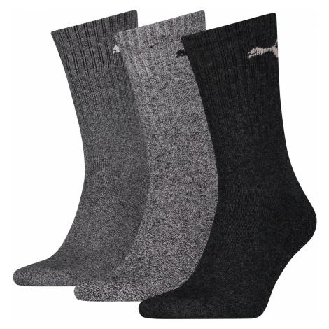 Puma Basic Socken Unisex Crew Socken - 3er Pack