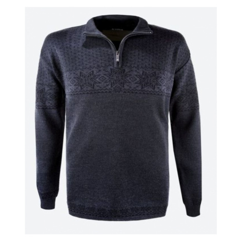 Sweater Kama 4053 111 - dark  grey