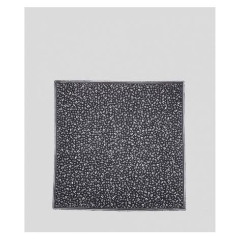 K/Ikonik Tuch mit Allover-Print Karl Lagerfeld