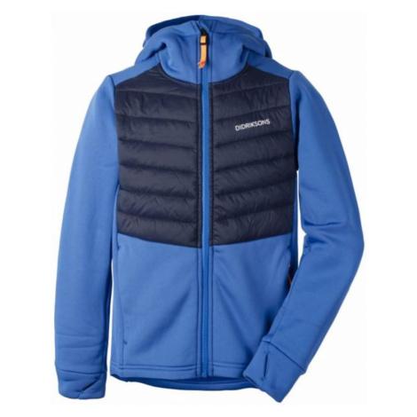 Sweatshirt Didriksons HALDEN junior 502383-139
