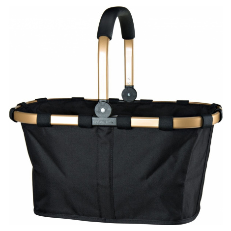 Reisenthel Einkaufstasche carrybag frame Gold/Black (22 Liter)