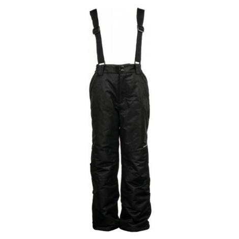 ALPINE PRO FUDO 2 schwarz - Kinder Skihose