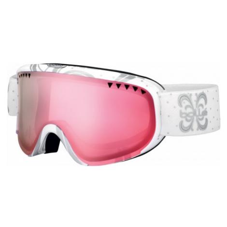 Bolle SCARLET weiß - Damen Skibrille