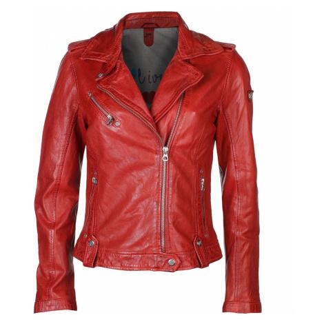 Damen Jacke (Metal Jacke) GGFamos LAMAXV - red - M0012755 XXL