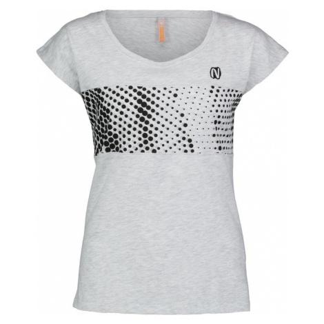 Damen baumwolle T-Shirt NORDBLANC Throb NBSLT6732_SSM