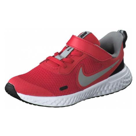 Nike Revolution 5 Running Mädchen rot