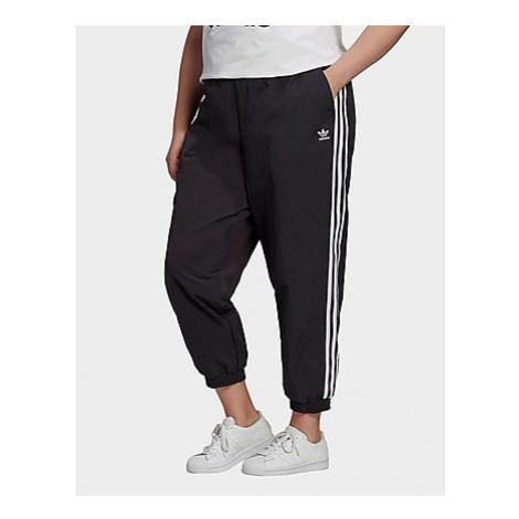 Adidas Originals Adicolor Classics Double-Waistband Fashion Trainingshose - Große Größen - Black