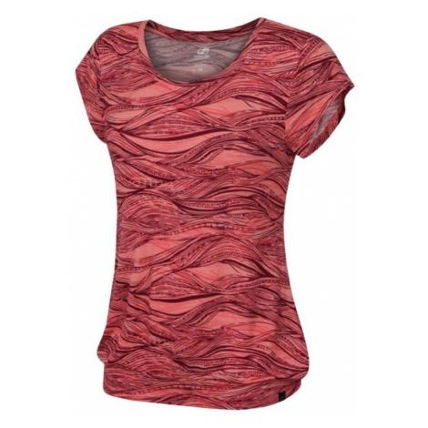 T-Shirt HANNAH Molvina wüste blume / beaujolais