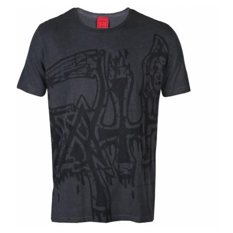 Metal T-Shirt Männer Death - Logo - PLASTIC HEAD - KU060