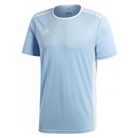 adidas ENTRADA 18 JSY blau - Herren Fußballtrikot