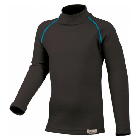 Merino T-Shirt Lasting SONY 95P black Wolle