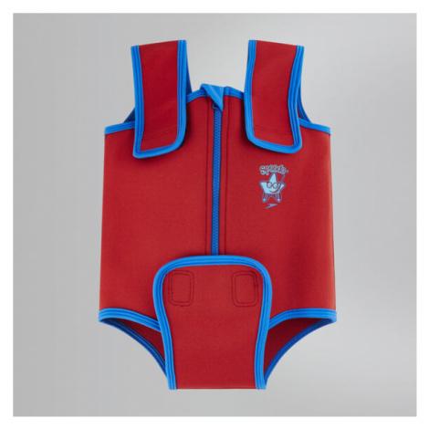 Speedo Kleinkinder – Neopren-Anzug, Rot/Blau