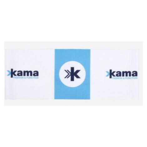 Gestrickter Merino Stirnband Kama C40 100 white