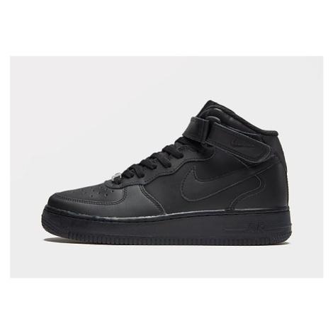 Nike Air Force 1 Low Kinder - Black/Black - Kinder, Black/Black