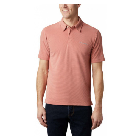 Columbia SUN RIDGE POLO orange - Herren Poloshirt