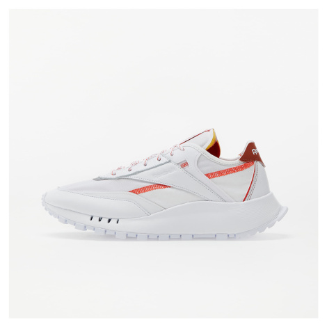 Reebok Classic Legacy Pure White/ Dynamic Red/ Baked Earth